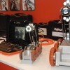 caméra d'inspection vidéo 400/1200mm